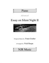 Essay on Silent Night II (advanced level piano)