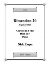 Dimension 20, Regeneration (Full Set)