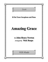 Amazing Grace - duet (Tenor Sax and Piano)